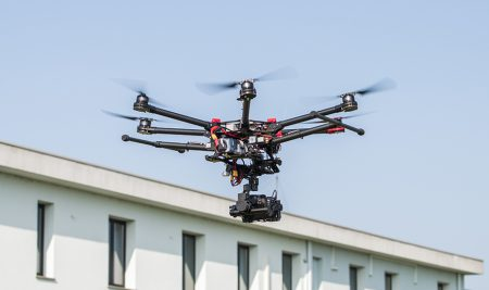 Keeping Up With Commercial Drone Risks